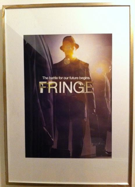 Fringe 5 Poster