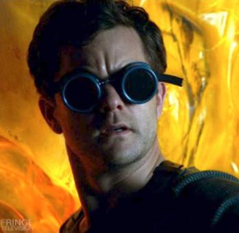 Fringe Peter goggles