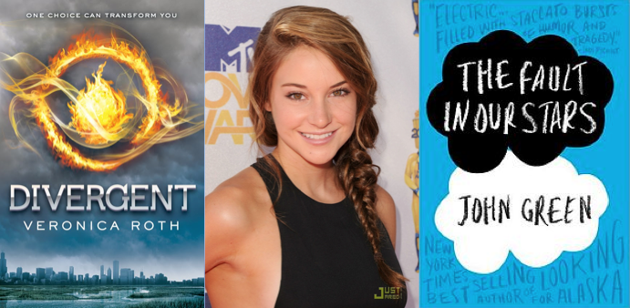 Are the two main characters in divergent dating pity, that