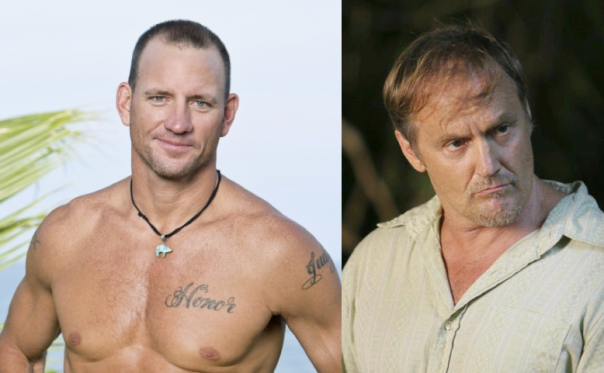 Brad Culpeper and Pickett Lost Survivor