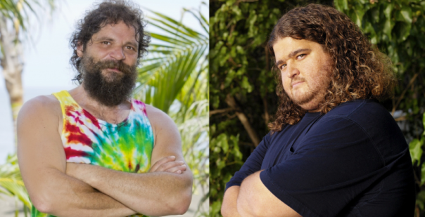 Rupert and Hurley Survivor Lost