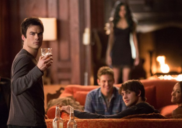 Vampire Diaries - 500 Years of Solitude Damon