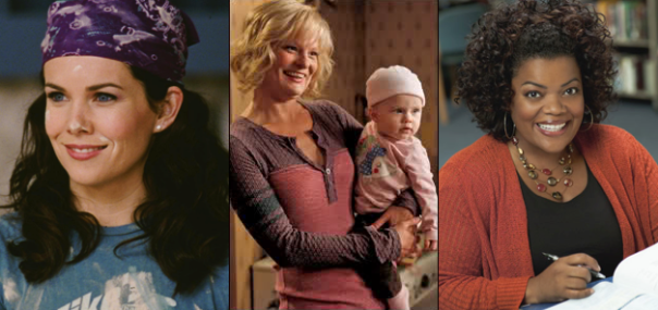 Mother's Day TV Moms